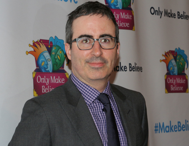 John Oliver will play Zazu in the live-action remake of Disney's The Lion King.