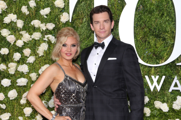 Orfeh and Andy Karl will release their first joint album, Orfeh & Andy Karl: Legally Bound – Live at Feinstein's/54 Below.