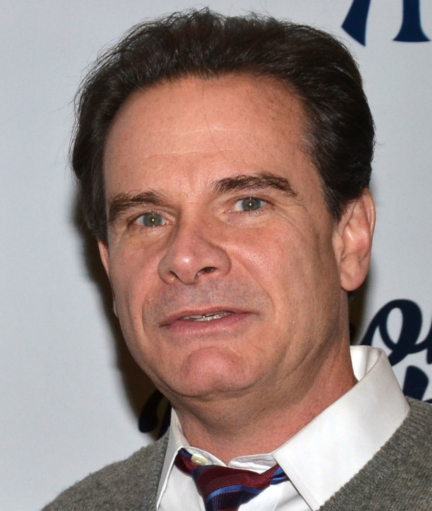 Peter Scolari's next role will be baseball player Pete Rose.