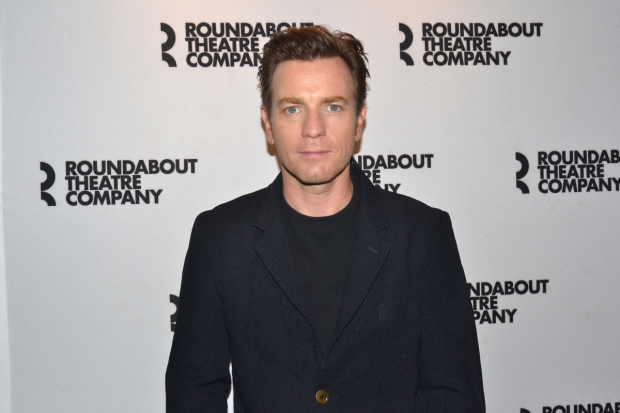 Ewan McGregor will be part of the cast participating in the U.S. premiere of The Children's Monologues.