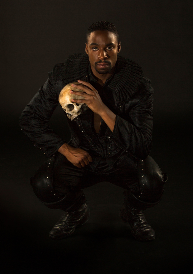 Grantham Coleman will play Hamlet in director Barry Edelstein's upcoming production of Shakespeare's play at the Old Globe.