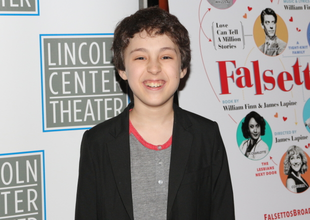 Falsettos star Anthony Rosenthal joins the cast of Really Rosie at New York City Center.