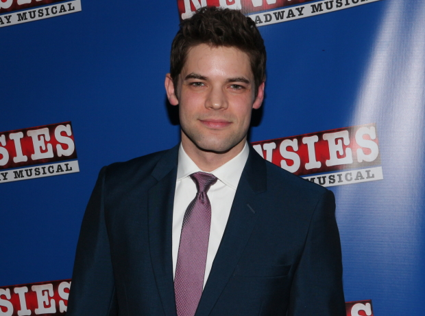 Tony nominee Jeremy Jordan will participate in the concert performance of Michael Mott's new musical In the Light on August 19 as part of the New Writers at 54 series.