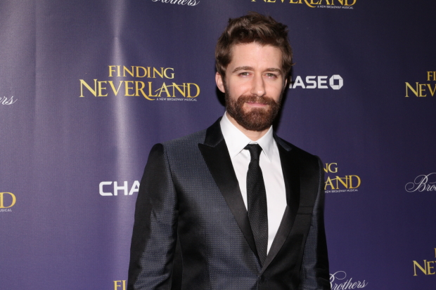 Matthew Morrison will no longer perform as part of The Hollywood Bowl's presentation of Sondheim on Sondheim.