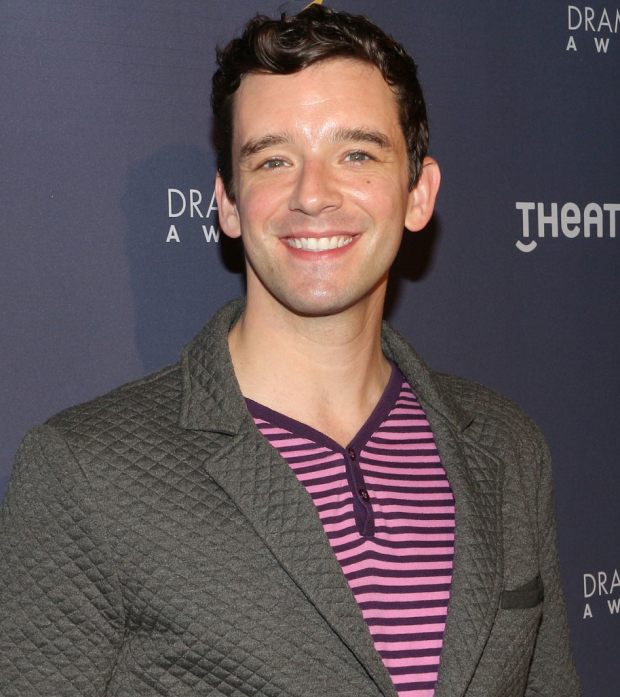 Michael Urie will lead the cast of Shakespeare Theatre Company's Hamlet.