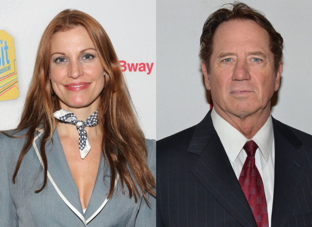 Rachel York (left) and Tom Wopat (right) will both star in the Reagle Music Theatre's upcoming production of 42nd Street.