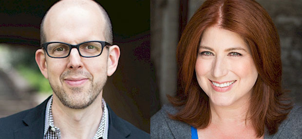 Jeff Blumenkrantz and Anne L. Nathan will play Clay Cabbage and Anne Stein, respectively, in two cabaret performances of Regretting Almost Everything.