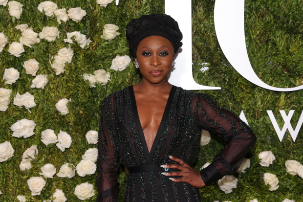 Cynthia Erivo is a new member of the American Theatre Wing's Board of Trustees.