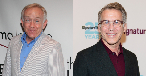 Leslie Jordan and Stephen Spinella will star in Warhol Capote.