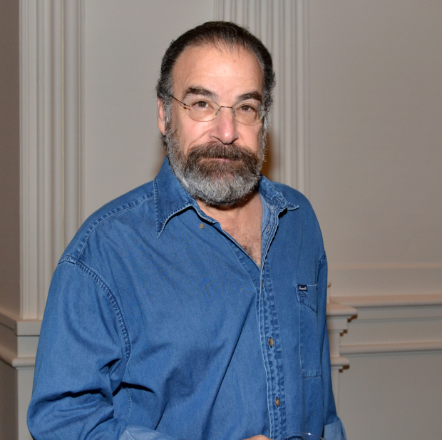 Mandy Patinkin will return to Broadway in The Great Comet.