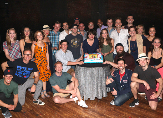 Happy 100th performance to the Bandstand family!
