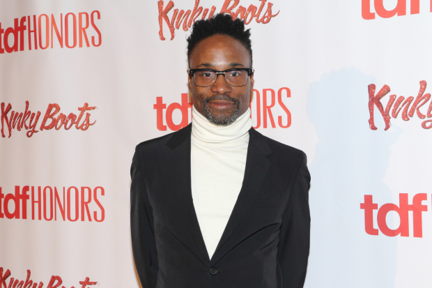 Billy Porter will perform a cabaret set at Bay Street Theater on August 14.