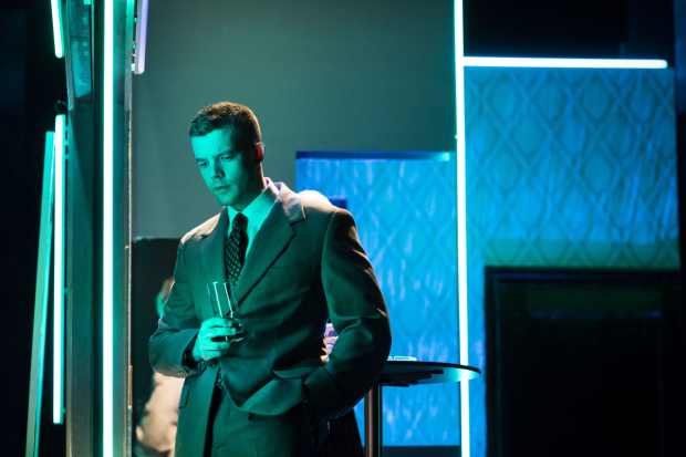 Russell Tovey as Joe Pitt in Angels In America, directed by Marianne Elliott.