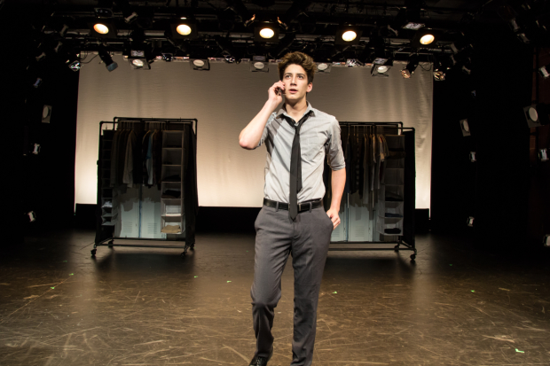 Milo Manheim in the new musical Generation Me