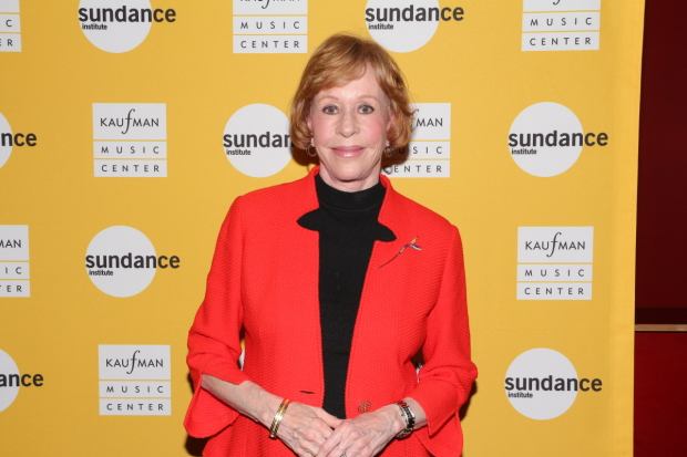Carol Burnett will return to television in the unscripted Netflix series A Little Help With Carol Burnett.