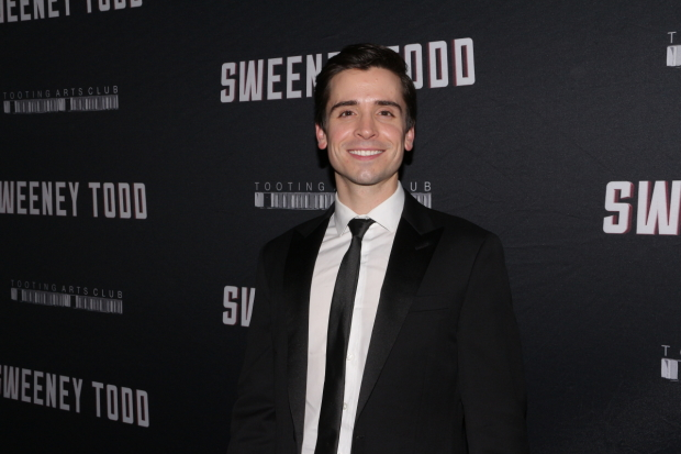 Matt Doyle joins the New York premiere of A Clockwork Orange at New World Stages.