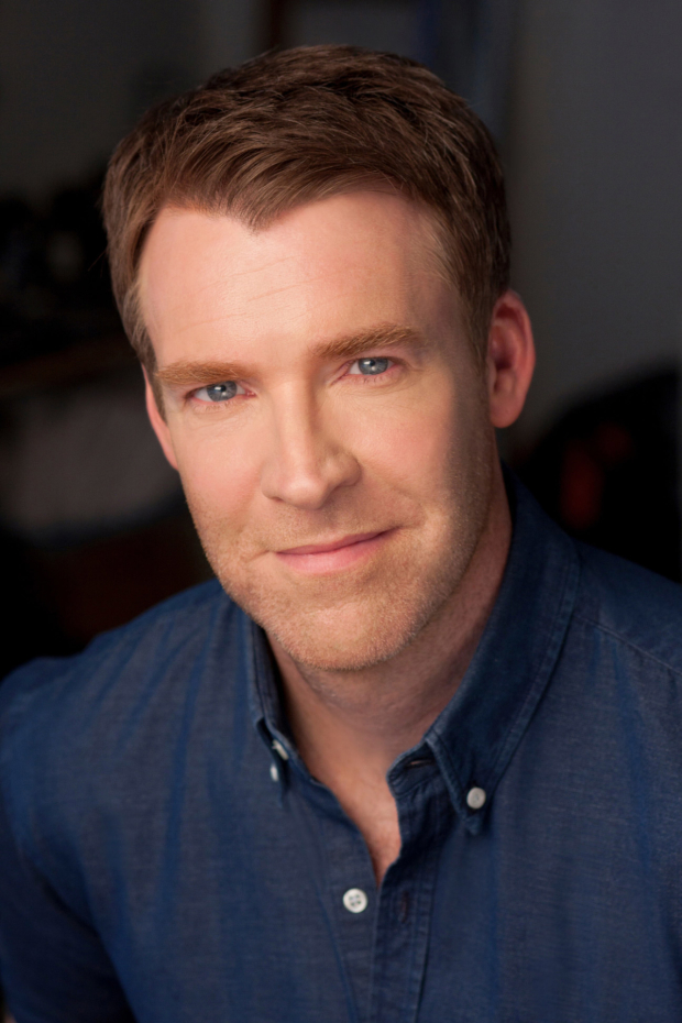 Brian Hutchinson will star in Center Theatre Group's world premiere production of Paul Rudnick's Big Night.