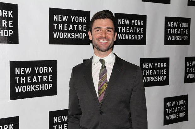 Adam Kantor joins the Broadway cast of The Band's Visit.