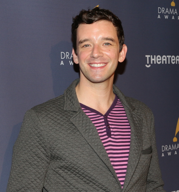 Michael Urie will star in Torch Song at Second Stage Theatre.