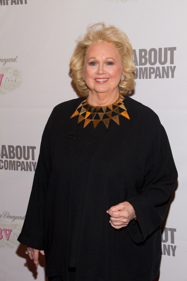 Barbara Cook has died at the age of 89.