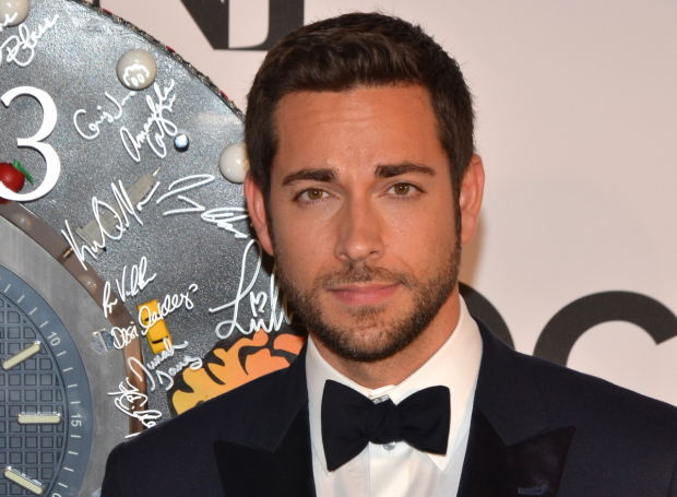 Zachary Levi is set to star in First Date.