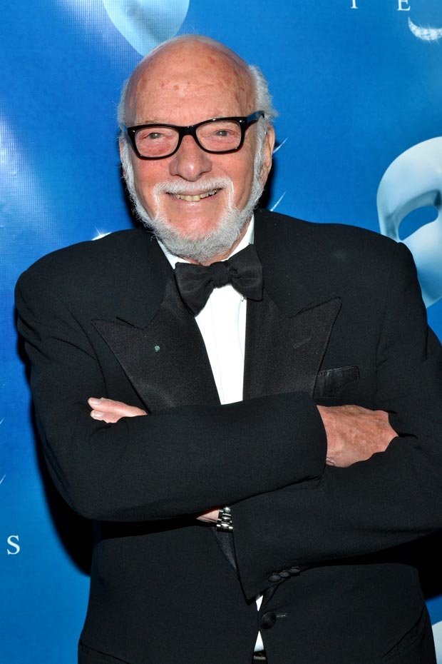 Harold Prince will be honored at Manhattan Theatre Club's 2017 Fall Benefit in October.
