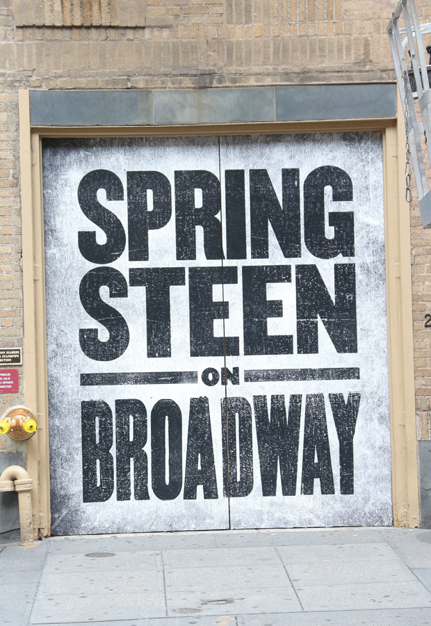 Performances of Springsteen on Broadway begin October 3.