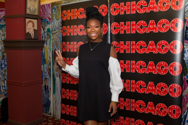 Brandy Norwood returns to Chicago August 17 for a limited engagement through August 31.