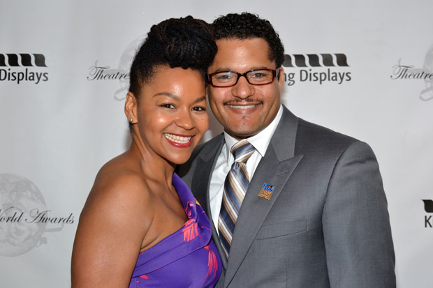 Crystal A. Dickinson and Brandon J. Dirden will costar in the Two River Theater production of A Raisin in the Sun.