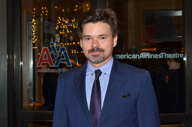Hunter Foster is the cowriter of Clue, a stage adaptation of the 1985 movie that will be a part of Cape Playhouse's summer 2018 season.