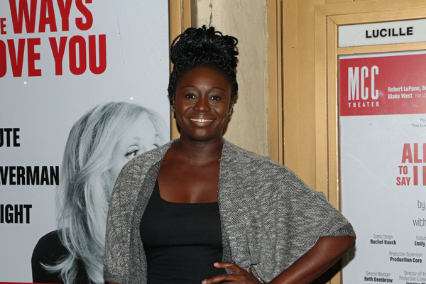Jocelyn Bioh is the author of School Girls; Or, the African Mean Girls Play, which will be presented by MCC this fall.