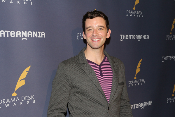 Michael Urie stars in Harvey Fierstein's Torch Song, directed by Moisés Kaufman, at Second Stage Theater.