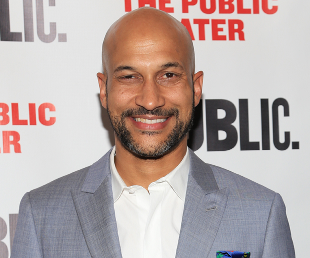 Keegan-Michael Key makes his New York theatrical debut in Hamlet.