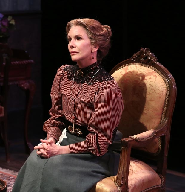 Melissa Gilbert stars in If Only, directed by Christopher McElroen, at Cherry Lane Theatre.