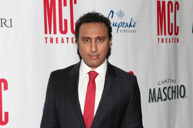 Aasif Mandvi will appear in Brigadoon at New York City Center.