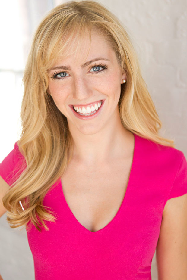 Katie Johantgen will play Phoebe in Friends! The Musical Parody.