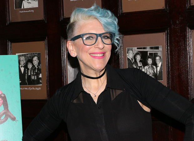 Lisa Lampanelli's Stuffed returns off-Broadway at the Westside Theatre.