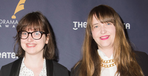 Rosalind Grush (left) and Meghan Finn (right) are the artistic directors of the Tank, which announced both its 2017-18 season and its new venue today.