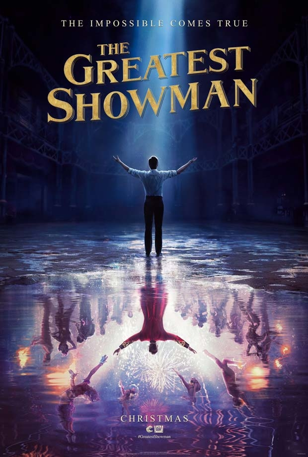The Greatest Showman opens December 25.