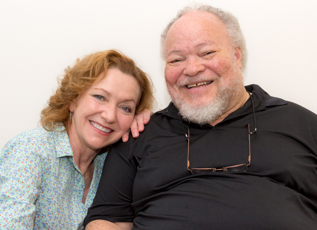 Julie White and Stephen McKinley Henderson are the new stars of Broadway's A Doll's House, Part 2.