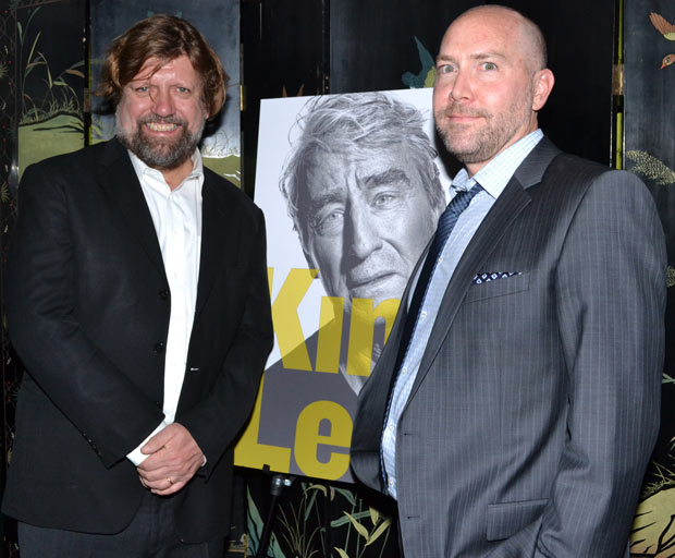 The Public Theater's artistic director Oskar Eustis and executive director Patrick Willingham welcome a partnership between the Public and Brooklyn College.