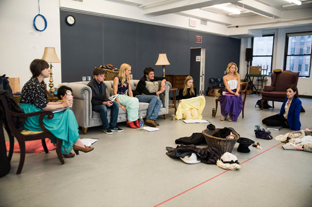 Time and the Conways begins performances September 14.