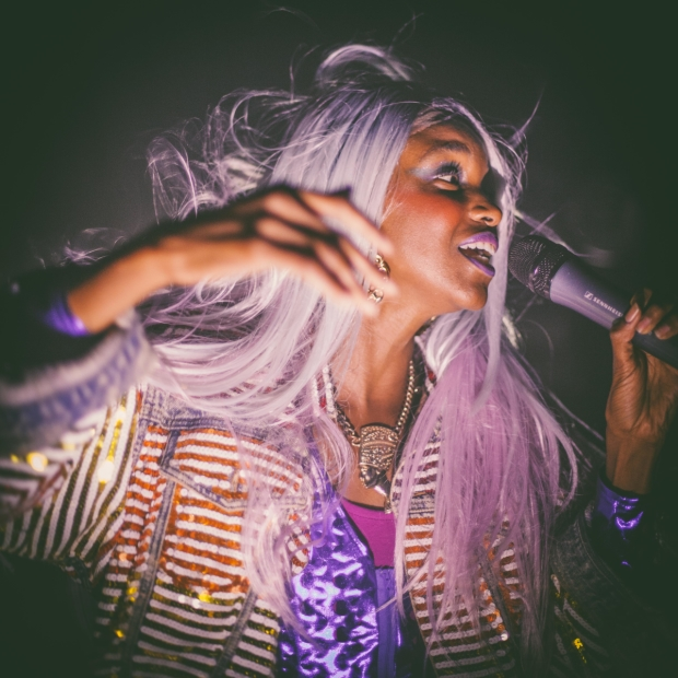 Eclipsed star Ayesha Jordan will premiere a new immersive work, Shasta Geaux Pop, cocreated with Charlotte Brathwaite, at the third Without Walls Festival in San Diego in October.
