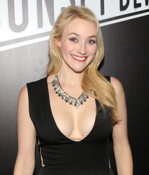 Betsy Wolfe will join the Broadway cast of Carousel.