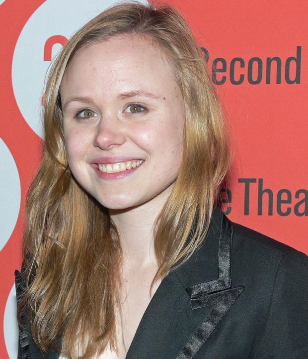 Alison Pill will return to Broadway in Three Tall Women.