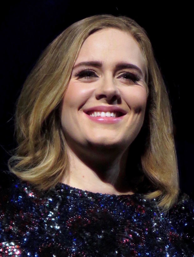 Adele is reportedly eyeing her first acting project.