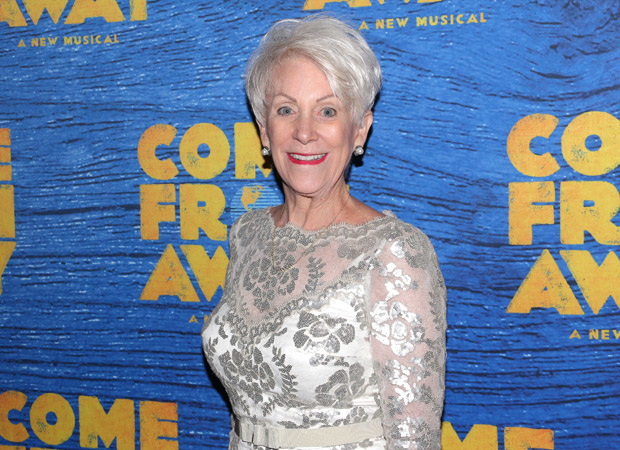 Captain Beverley Bass is immortalized in the Broadway musical Come From Away.