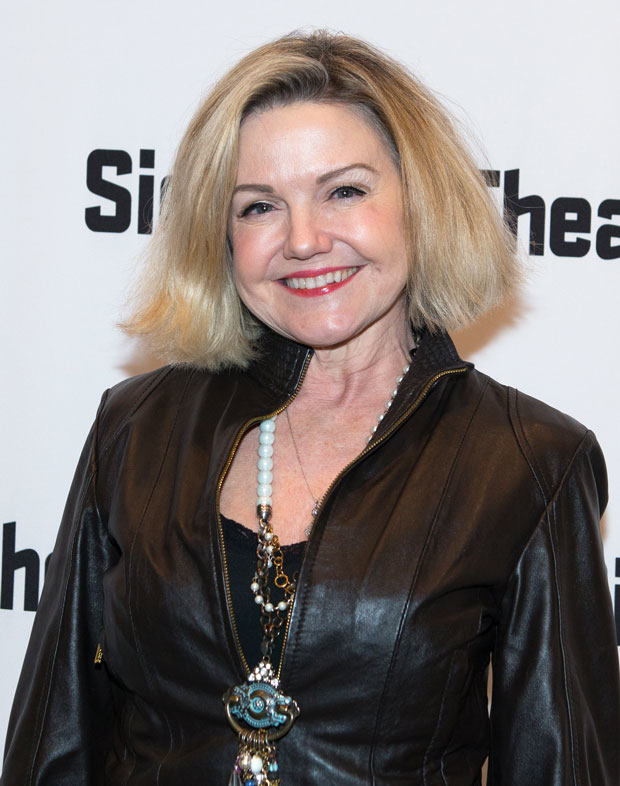 Alison Fraser will star in Aaron Mark's Squeamish.