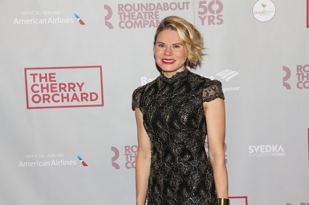 Celia Keenan-Bolger is set for a one-night benefit reading of The Triumph of Love.