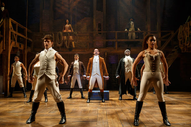 Hamilton's start date in London's West End has been delayed by two weeks thanks to ongoing expansion and reconstruction efforts at the Victoria Palace Theatre.